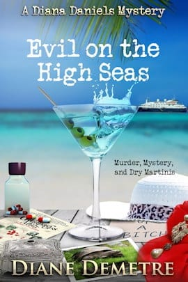 Evil on the High Seas book cover