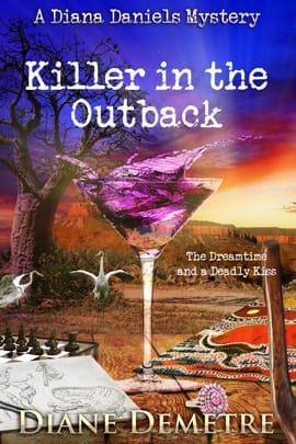 killer in the outback book cover