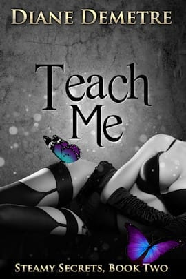 teach me book cover